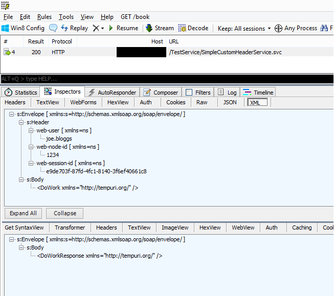 Adding Custom Message Headers to a WCF Service using Inspectors